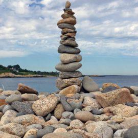 Babel Rock Sculpture